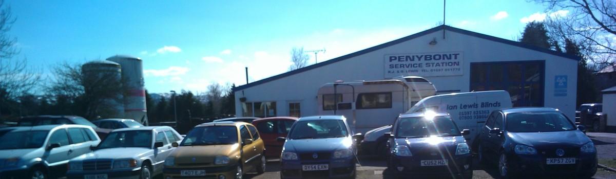 Penybont Service Station